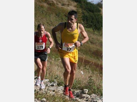 Preissl Ralf: Berglauf - mit Stefan Holzner