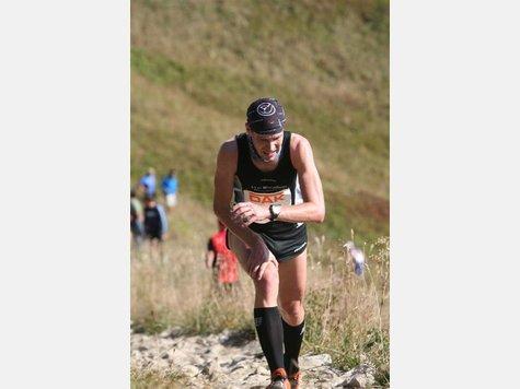 Preissl Ralf: Berglauf - Kampf am Steilstück