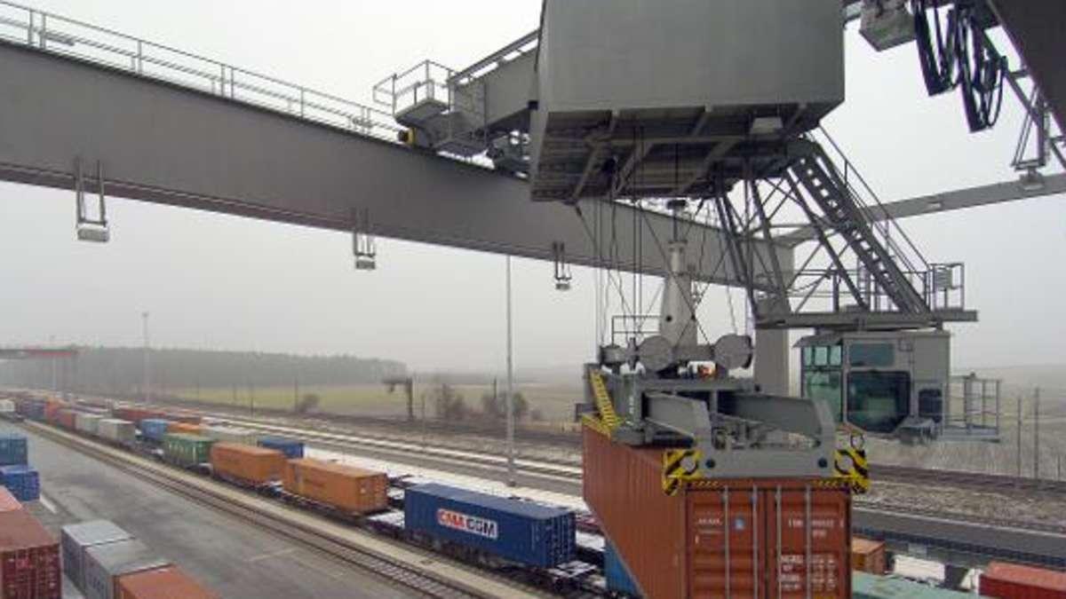 Burghausen inbetriebnahme des kv terminals dank for Terminal exterior 15 kv