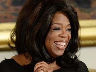 Talklegende Oprah Winfrey