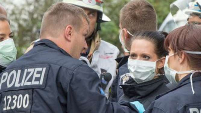 Ebola-Alarm in Berlin