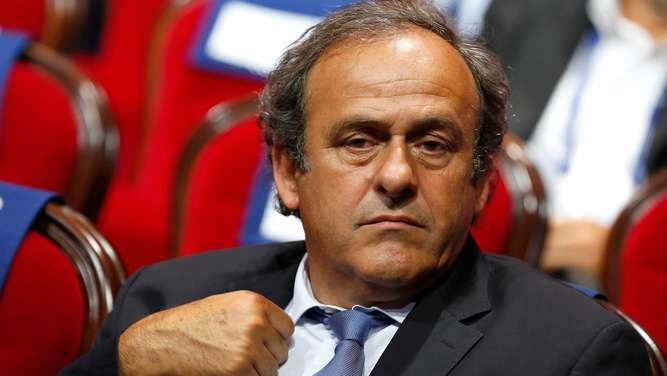 Michel Platini Real Madrid Ballon d&#39Or