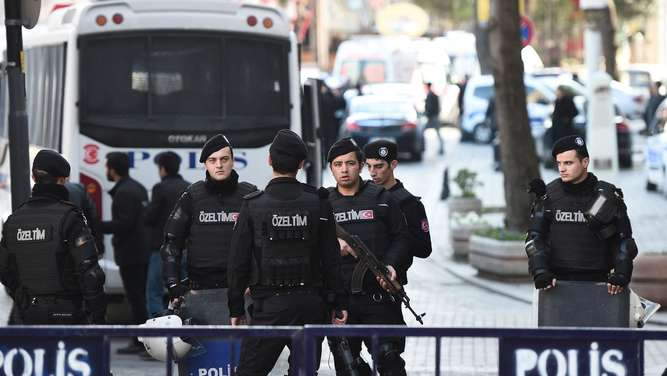 IS-Attentat, Istanbul, Touristen, Tote