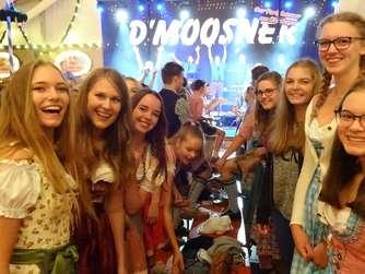 So war der Dienstagabend auf dem Haager Herbstfest