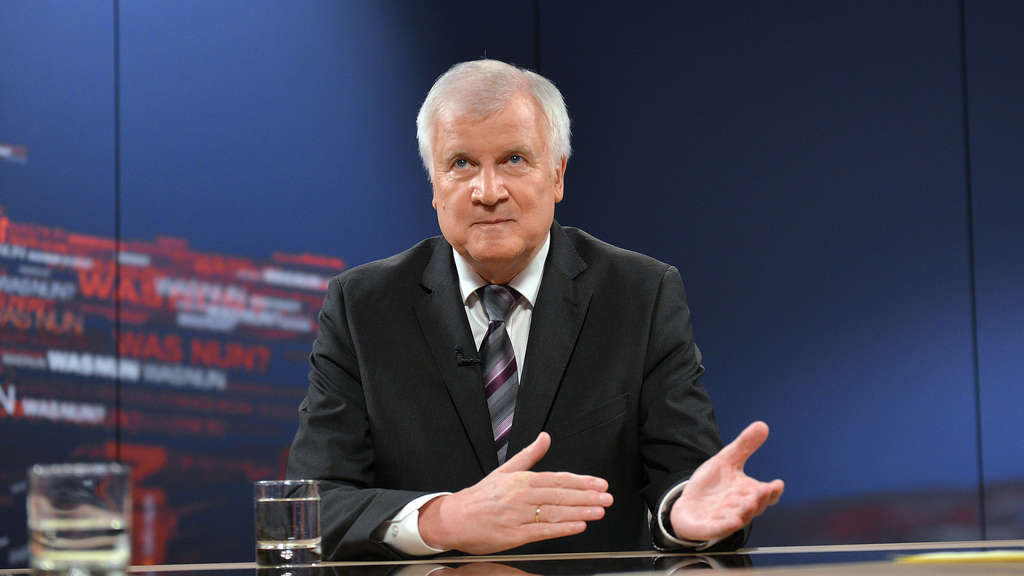 Was nun, Herr Seehofer?