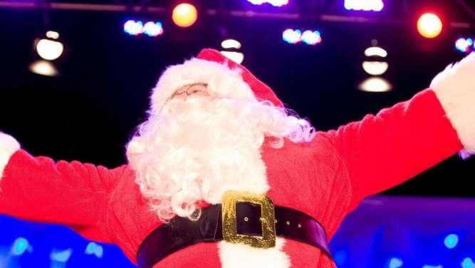 Weil er den Weihnachtsmann leugnete: Mann in Texas festgenommen