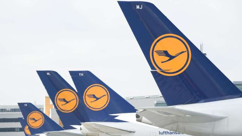 Corona-Krise: Lufthansa schaltet auf Krisenmodus