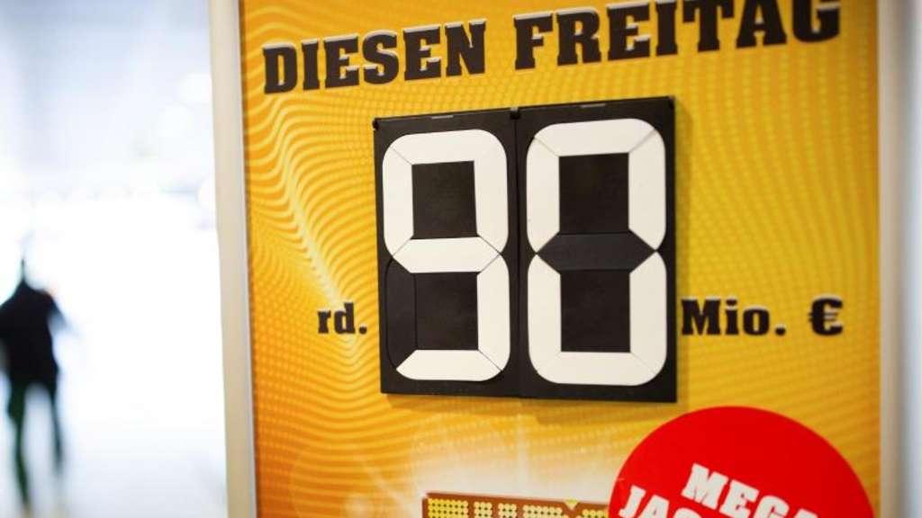 Höchster Lottogewinn in Bayern - Eurojackpot mit 90 Millionen geknackt