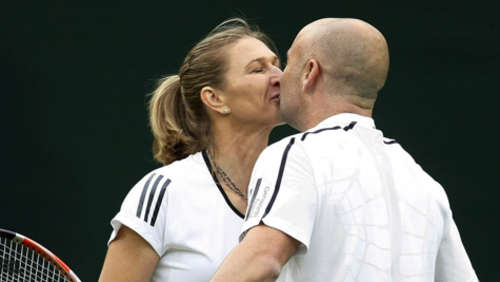 Interview: Tennis-Queen Steffi Graf wird 40