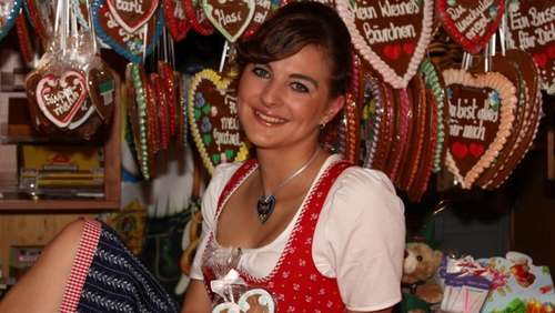 Unser 24-Wiesn-Girl