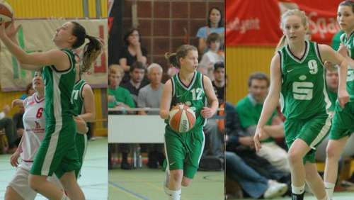 Fireball-Girls im DBB-Leistungs-Camp