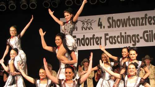 4. Bad Endorfer Showtanzfestival