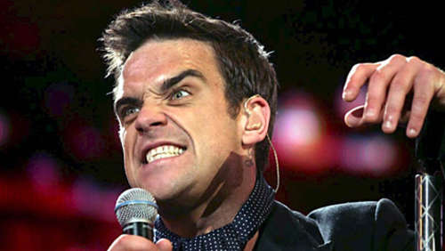 Mit Robbie Williams: Take That wieder komplett