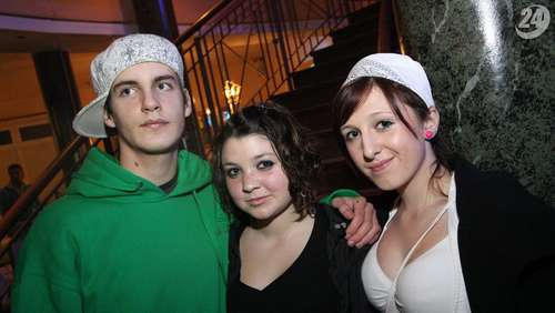 Jogginganzugparty am 19.02.2010