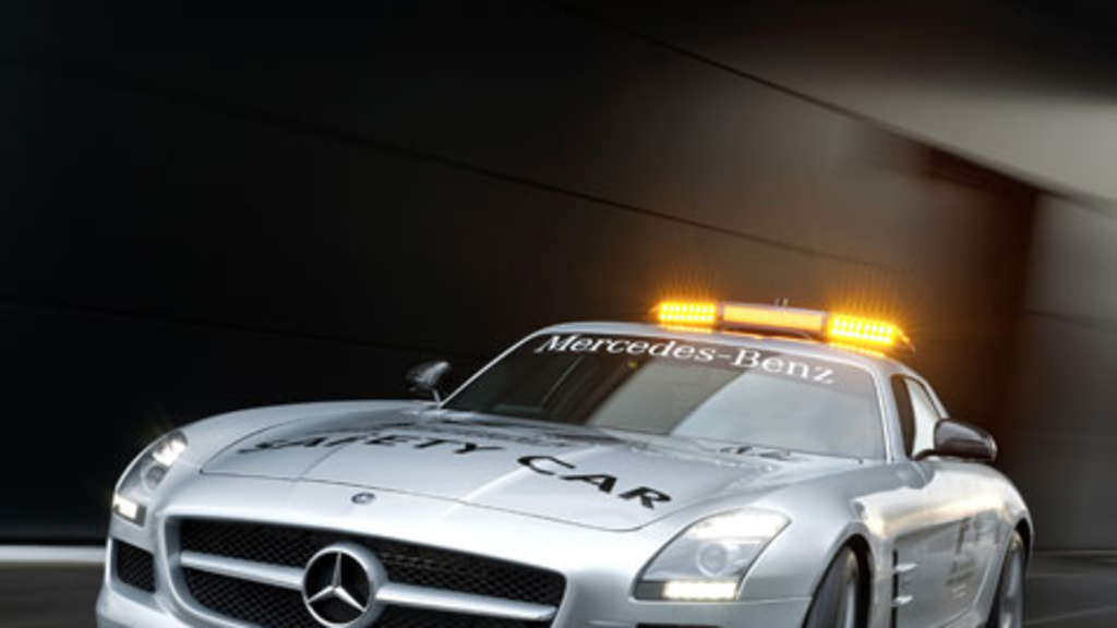Official F1™ Safety Car C 63 AMG T-Modell