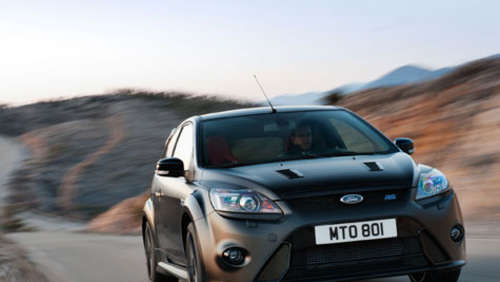 Sonderedition: Der Ford Focus RS 500