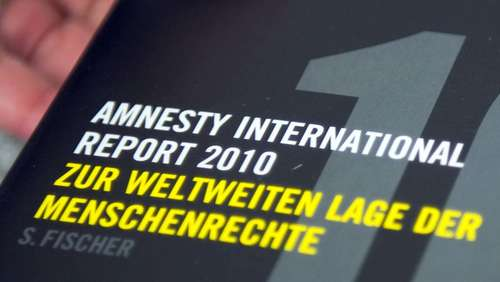 Amnesty International kritisiert auch Obama