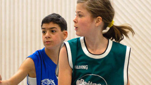 Basketball-Sommercamp in Rosenheim