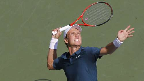 US Open: Favorit Berdych in New York raus
