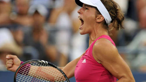 US Open: Favoriten siegen - Petkovic kampflos weiter