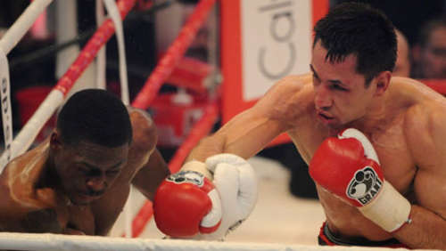 Box-Weltmeister Sturm besiegt Hearns