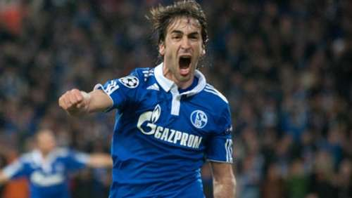 Raul: Manchester United war Option