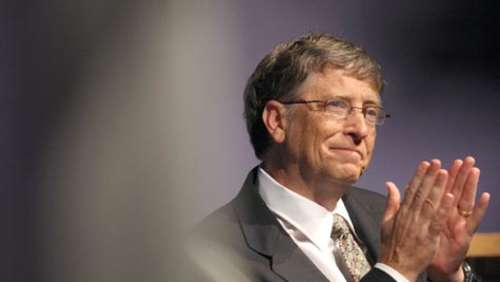 Bill Gates in Lindau geehrt