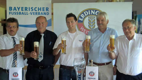 Erdinger Meister-Cup in Rohrbach