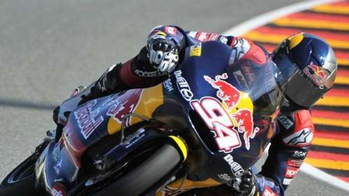 Jonas Folger im Grand Prix of Japan