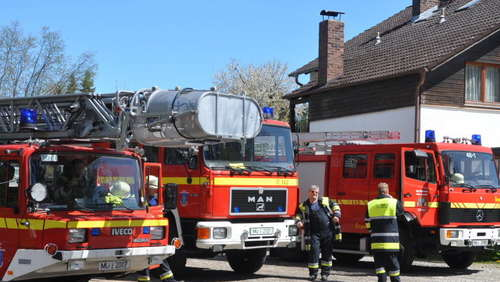 Brand in Kraiburger Industriebetrieb
