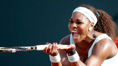 Paris: Serena Williams scheitert in Runde eins