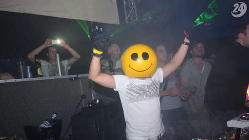 Mike Candys live am 26.07.2012