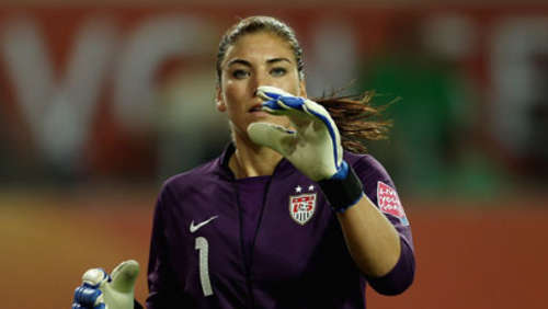 Hope Solo: Läster-Attacke bei Twitter