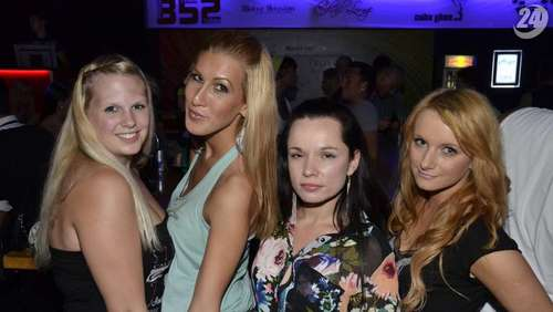Party-Night am 25.08.2012