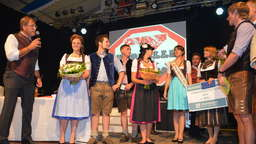 Trostberger Volksfest am 1. September - Teil 4