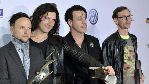 Rammstein 2013 Headliner in Wacken