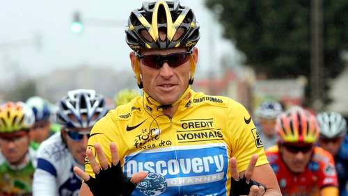 Armstrong provoziert mit Tour-Trikots