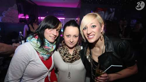 Coyote Ugly Party am 17.11.2012