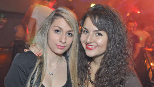 House vs. Hip Hop am 29.12.2012