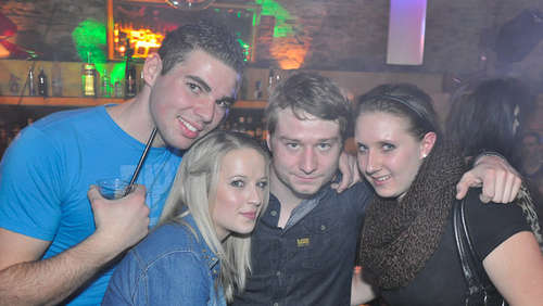 Eiskeller Birthday Club Night am 19.01.2013