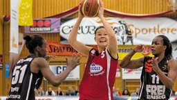 Basketball-Camp mit Bundesliga-Star