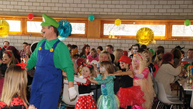 Kinderfasching Haag