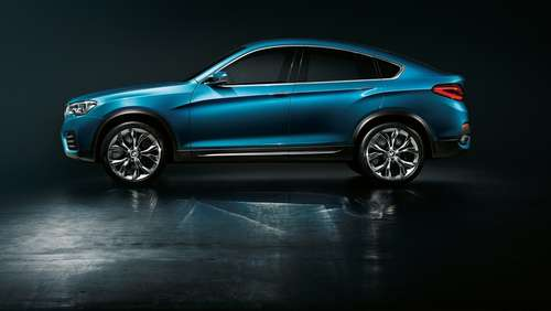 BMW X4: Neues SUV-Coupé in den Starlöchern