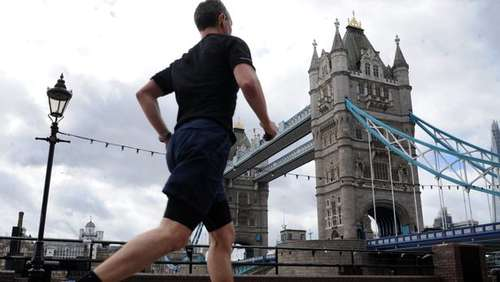 London-Marathon sammelt für Boston-Opfer