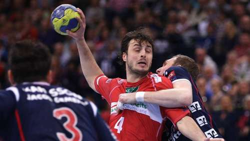 Handball: Hamburg folgt Kiel ins Final Four