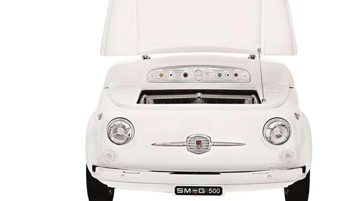 Smeg Kühlschrank Verbrauch : Fiat design für einen kühlschrank auto