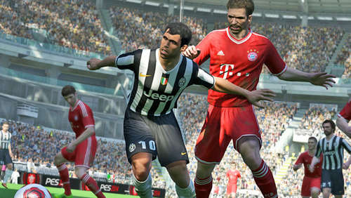Neues Pro Evolution Soccer 2014 im Test