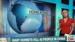 CNN-Panne: Was hat Hong Kong hier verloren?