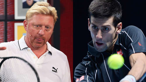 Becker wird Djokovic-Trainer - Stich stichelt