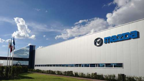 Neues Mazda Werk in Mexiko startet Produktion